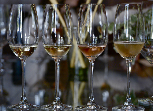 tips for hosting a champagne tasting